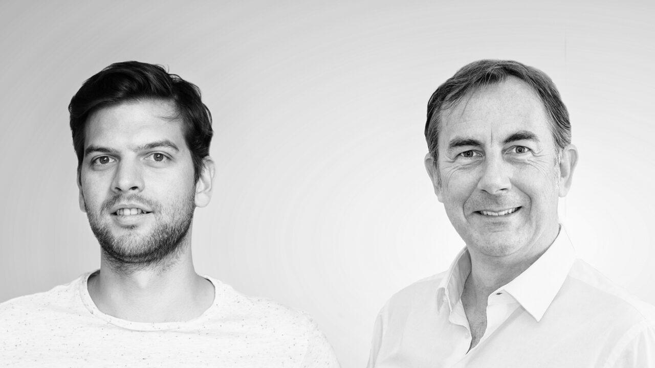 Michael Holzer und Stefan Bartel